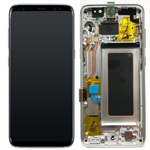 Màn Hình LCD Galaxy S8 Plus Zin Full Khung