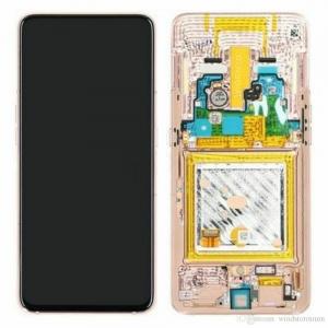 Màn Hình Zin Galaxy A80 SM-A805 Có Khung